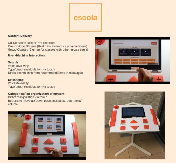 escola - Design Solution